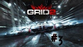 GRID 2 - Walkthrough - Part 3 - Chicago Race (X360/PS3/PC) [HD]