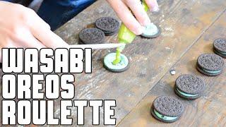 Wasabi Oreos Roulette   WheresMyChallenge