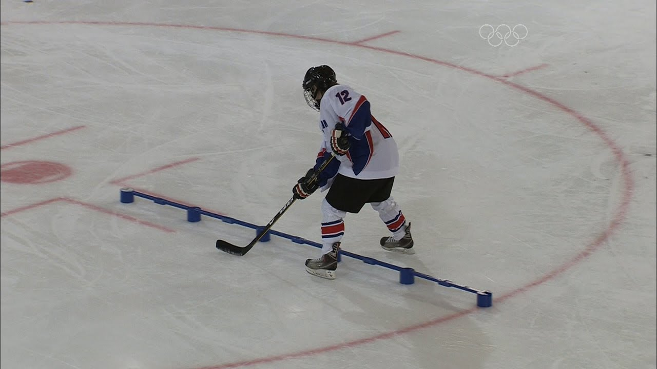Anyone can learn hockey – Even You