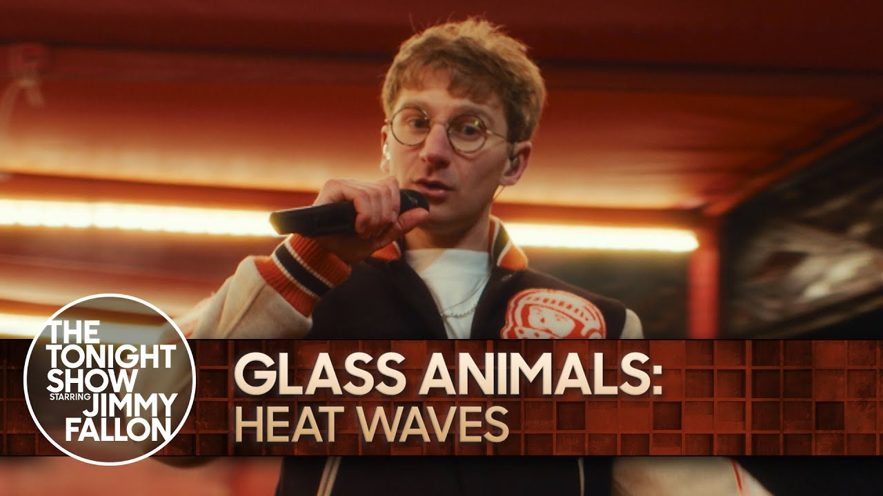 Download Glass Animals: Heat Waves | The Tonight Show Starring Jimmy Fallon