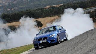 BMW M5 F10 Дрифт, занос, Бешеная езда! Смотреть 100%!(Этот канал был создан для любителей быстрых тачек и паленной резины! Здесь Вы увидите множество роликов..., 2015-09-04T16:18:23.000Z)