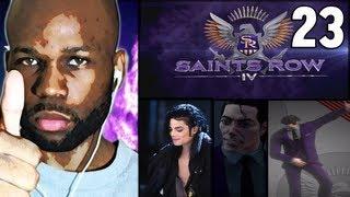 "Saints Row 4 Gameplay Walkthrough GAME ENDING ""Michael Jackson"" (PS3)(XBOX 360)(PC)"