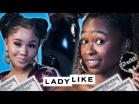 Freddie Gets An ICY GIRL Makeover ft. Saweetie • Ladylike