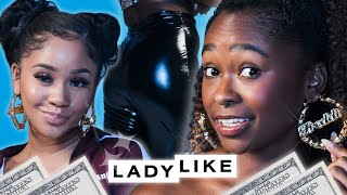 Freddie Gets An ICY GRL Makeover ft. Saweetie • Ladylike