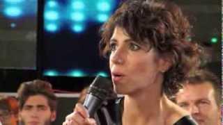 """GIORGIA presenta """"Senza paura"""" a Radio Italia"""