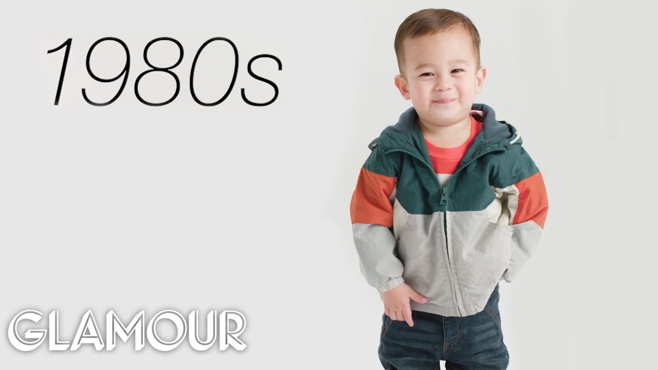 100 Years of Baby Fashion | Glamour