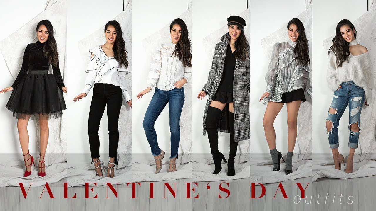 [VIDEO] - Valentine's Day Outfits and Styling 2