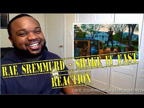 Rae Sremmurd - Shake It Fast (feat.  Juicy J) (Reaction)