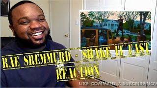 Rae Sremmurd Shake It Fast (feat. Juicy J) (Reaction)
