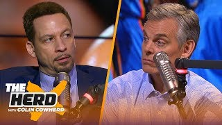 Chris Broussard likes Jimmy Butler on the Lakers over leading young 76ers   NBA   THE HERD