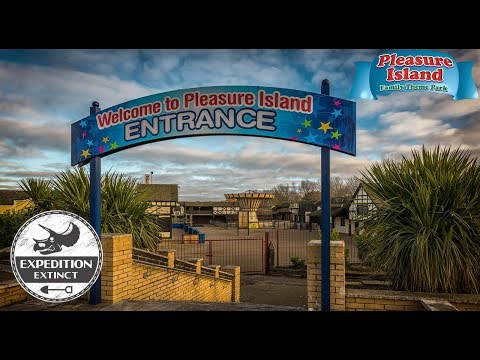 The Closed History of Pleasure Island Cleethorpes   Expedition Extinct