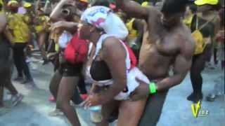 Repeat youtube video Notting Hill Carnival 2012 - Chocolate Cocoyea 04