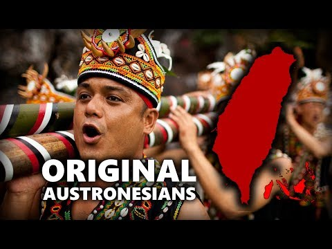 How the Taiwanese Aborigines Shaped Modern Asia