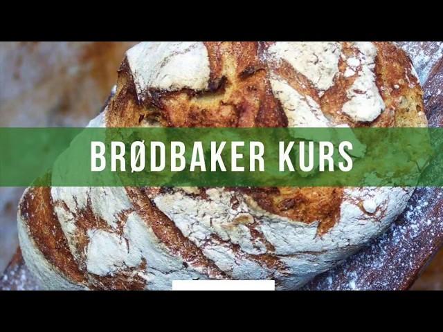 Bli med på brødbakerkurs