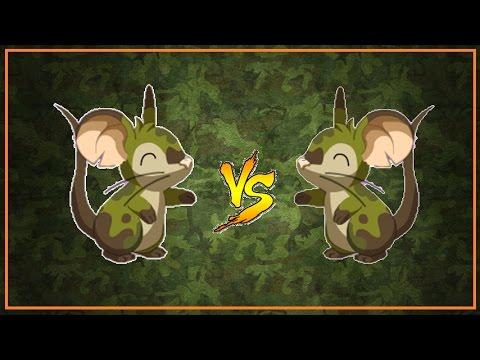 Vs bootcamp - Allexana vs Bboymota II (Transformice)