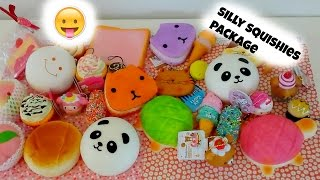 Silly Squishies Squishy Collection : SILLY SQUISHIES PACKAGE OPENING Abigail Sunshine: Free Video and related media - Mashpedia Player