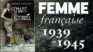 8 MAI 1945 - LES FEMMES FRANÇAISES DURANT LA SECONDE GUERRE MONDIALE #DocuLivre