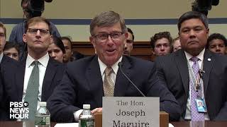 WATCH: Rep. Devin Nunes' full questioning of acting intel chief Joseph Maguire | DNI hearing