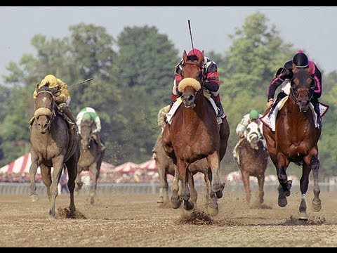 1999 Travers Stakes : ESPN Broadcast