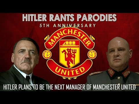 Hitler plans to be the next manager of...