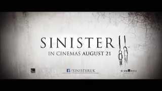SINISTER 2 - EVIL TV SPOT