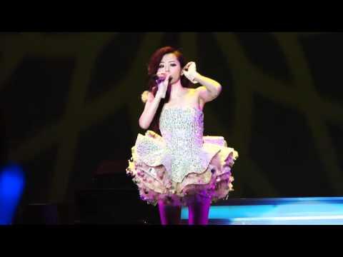 張靚穎--2011廣州演唱會《偏偏喜歡妳 / 千千闕歌 / 為妳鍾情》(DV版之2)
