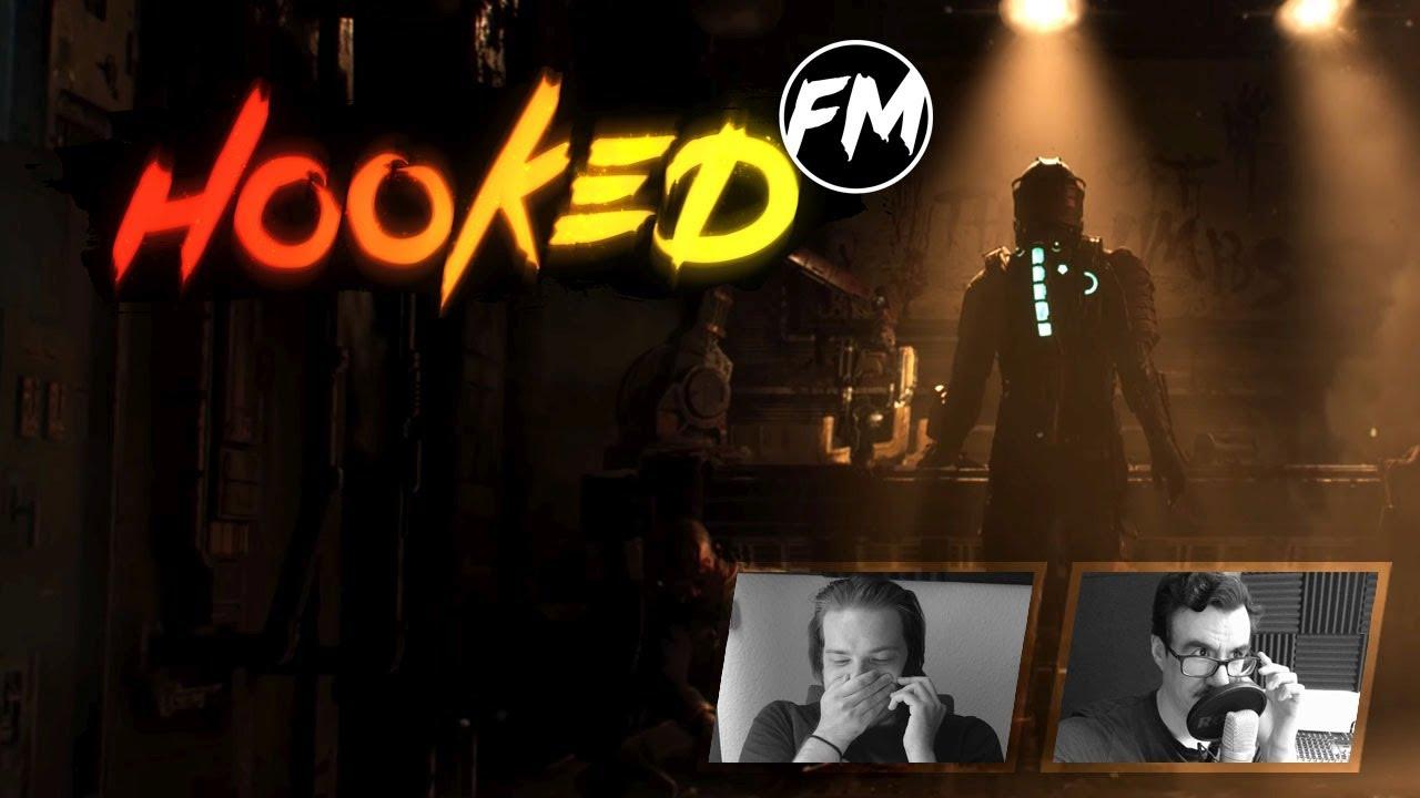 Hooked FM #331 - Dead Space Remake, Monster Hunter Stories 2, Death's Door, F1 2021 & mehr!
