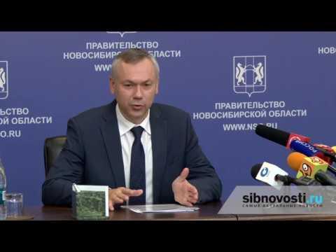 Экология новосибирской области