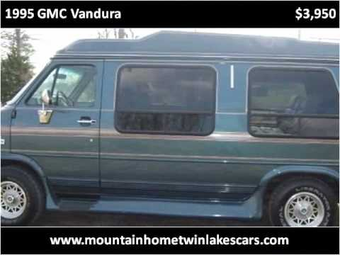 1995 gmc vandura used cars mountain home ar youtube. Black Bedroom Furniture Sets. Home Design Ideas