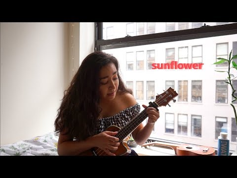 Sunflower - Rex Orange County 🌻 (ukulele Cover)