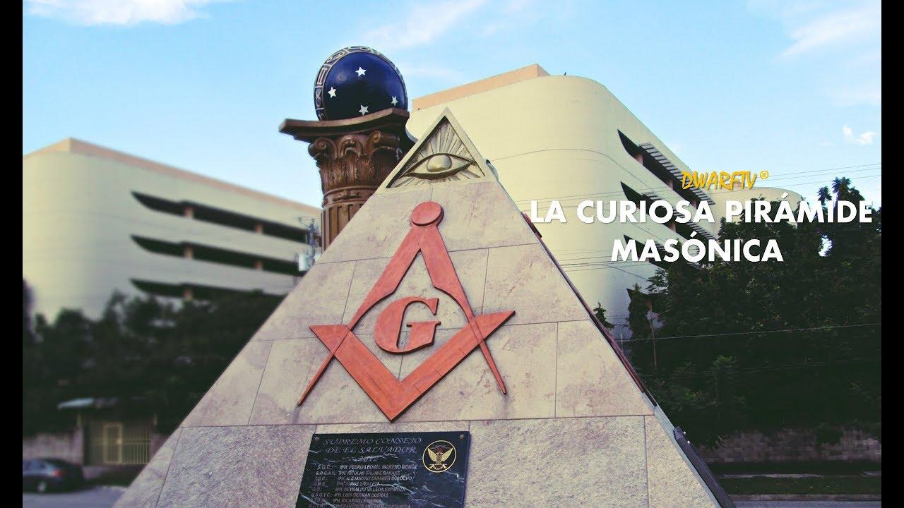 La curiosa pirámide masónica - YouTube