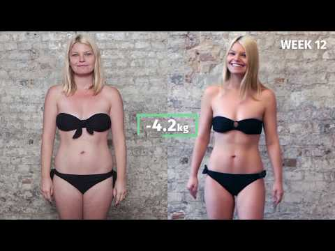Christine's 12-Week Transformation with 8fit