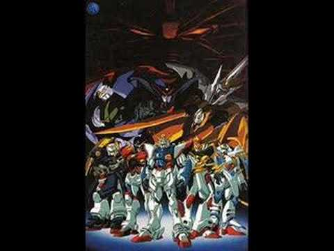 G gundam music kyoudai kasuru yabou youtube for Domon vs master asia