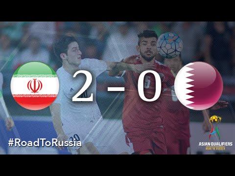 IR Iran vs Qatar (Asian Qualifiers - Road to Russia)
