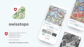 swisstopo app – precise maps for Switzerland screenshot 2