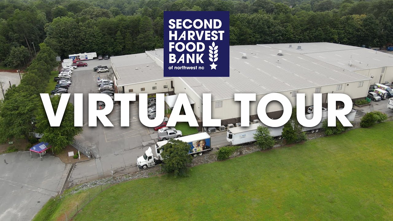 Virtual Tour of Second Harvest Food Bank of Northwest NC