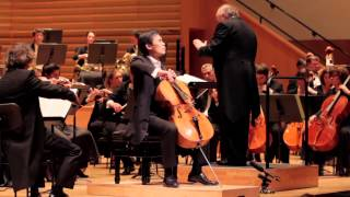 Cellist Sung-won Yang - My Cello Journey