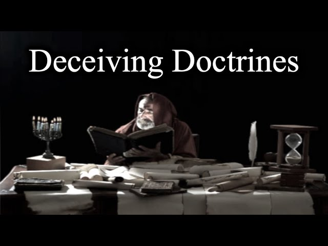 "Deceiving Doctrines"": 1st Timothy CH 4:1-2"