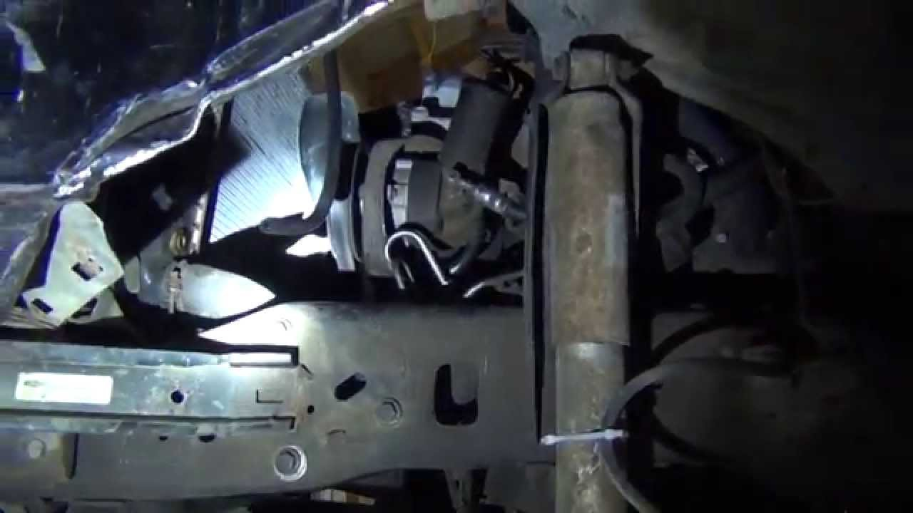 1991 F 250 Gearbox Removal Youtube