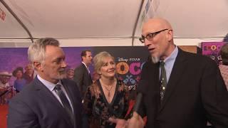 Olaf's Frozen Adventure LA Premiere - Itw Kevin Deters, Stevie Wermers, Sketlont Ron Conli