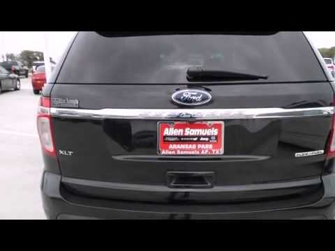 2014 ford explorer xlt in aransas pass tx 78336 youtube. Black Bedroom Furniture Sets. Home Design Ideas