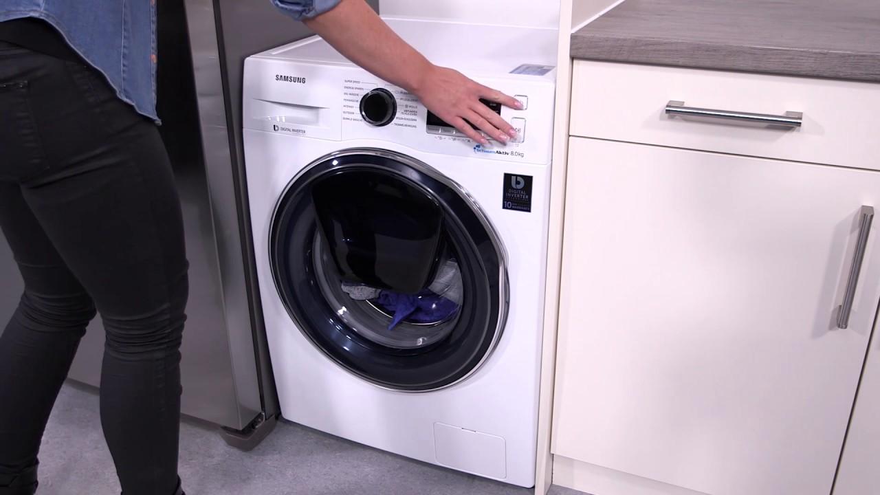 samsung waschmaschine schlüssel
