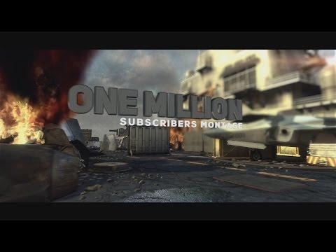 FaZe Rain - 1 Million Subscribers Montage