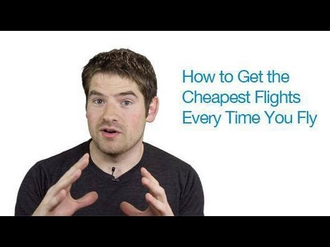 How To Get The Cheapest Flights Every Time - YouTube