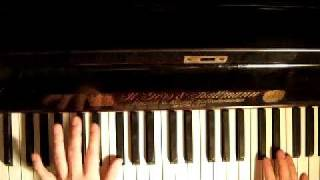 Alice Deejay - Better off alone piano tutorial