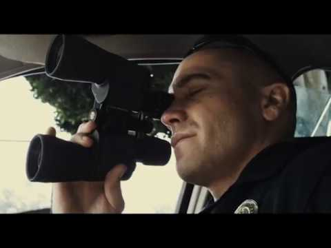End of Watch - Pulling Over The Cowboy