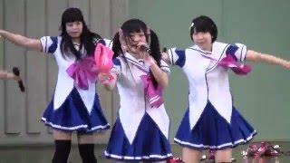 2016.3.12に東京の上野にて行われた、第2回上野公園アイドルミュージッ...