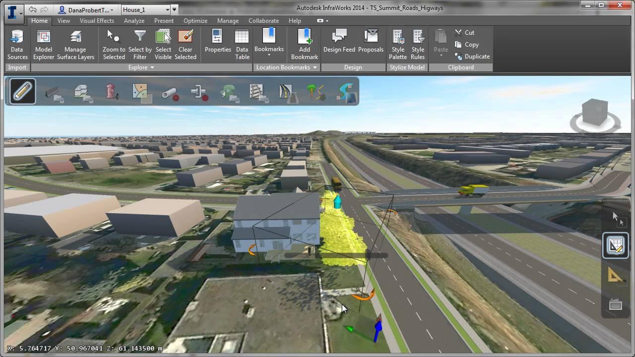 Autodesk Infraworks Gaining Public Support Youtube