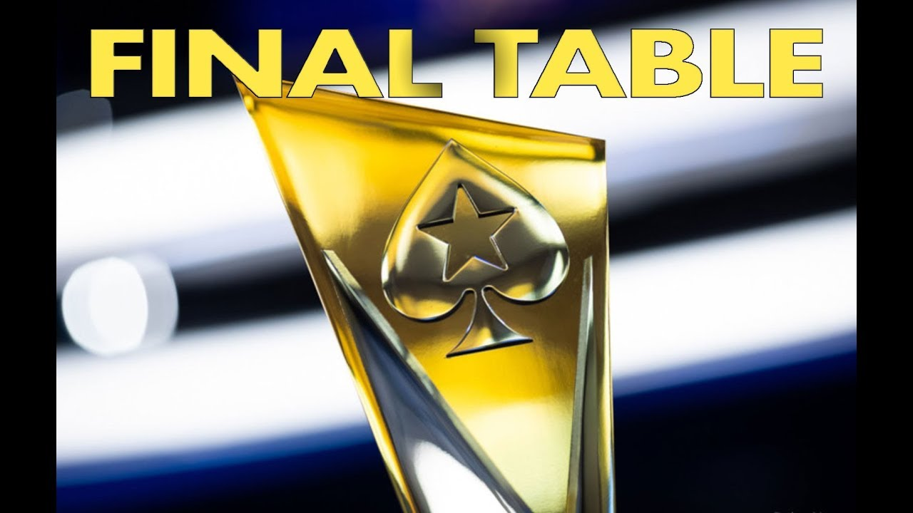 PCA Main Event Final Table Preview