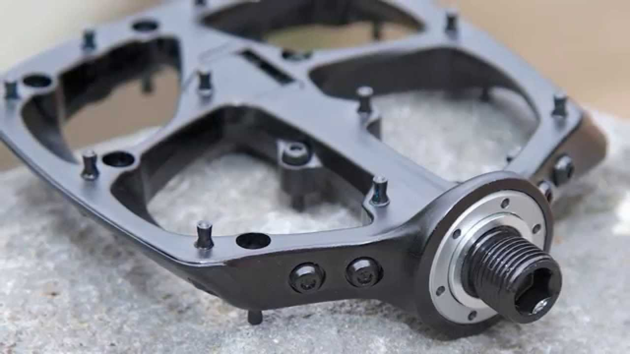 Boomslang Flat Pedals Specialized 2015 YouTube